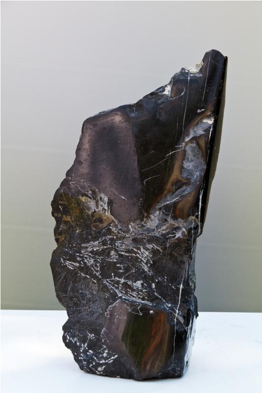 Steinskulptur: Hiltrud
