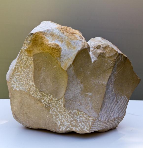 Steinskulptur: la roccia